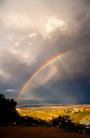 "rainbow ""Jerome Arizona"""